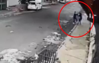 Cazadora de asaltantes en Asunción: persiguió a ladrón y recuperó su celular