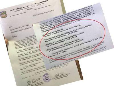 Diputados analizaran con ediles de Pedro Juan intervención de la Municipalidad