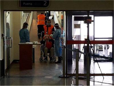 Compatriotas retornan al país desde Argentina e ingresan a cuarentena