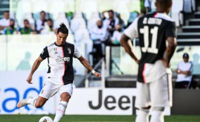 HOY / Juventus golea y Cristiano rompe marca intacta hace seis décadas