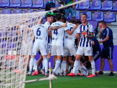 Valladolid da otro paso hacia la permanencia, venciendo al Alavés