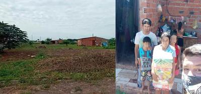 Arriero va a sortear su terreno para ayudar a unas 400 familias