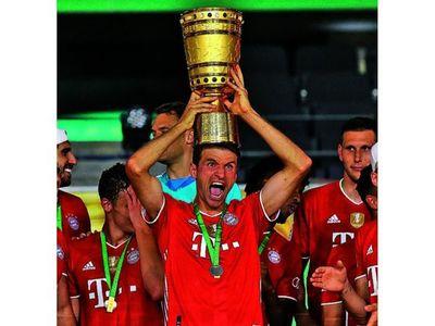 El Bayern Múnich logra el doblete en Alemania