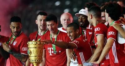 Bayern amplía su gloria