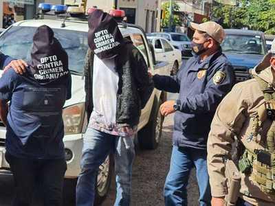 Fiscal imputó a tres personas por hechos vinculados al tráfico de armas