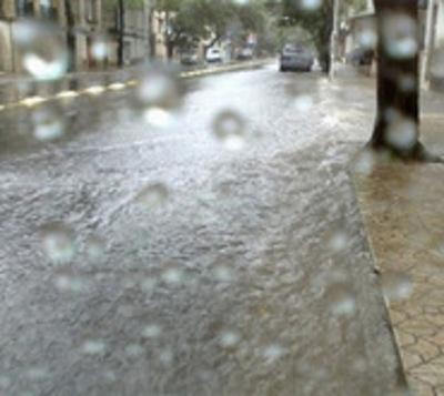 Clima inestable y con posible lluvias tormentas eléctricas