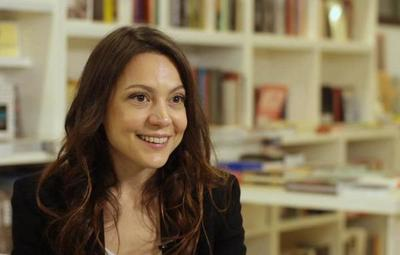 "Cielo Latini, escritora del best seller ""Abzurdah"" habló con Lu Sapena"