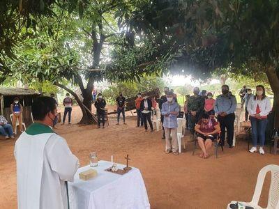 Celebran misa por Edelio Morínigo, al cumplirse seis años de su cautiverio