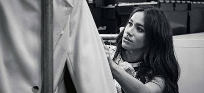 """HOY / Meghan Markle debuta como editora de Vogue y califica a 15 mujeres como """"Fuerza para el Cambio"""""""