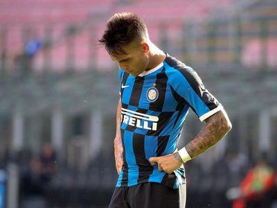 El Inter se despide de la lucha por el Scudetto
