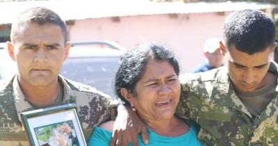 """A 6 años del secuestro: """"Para nosotros (FTC) y el Gobierno, Edelio sigue vivo"""""""