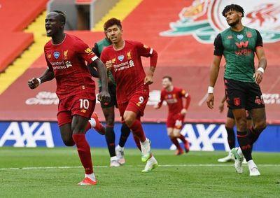 Liverpool logra primer triunfo como campeón