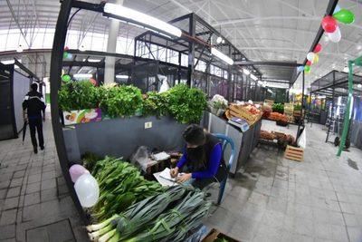 Aumentan las ventas en el Mercado de Abasto durante la fase 3