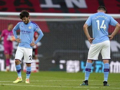 El City tropieza ante un voluntarioso Southampton