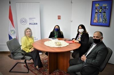 Brindarán capacitación a funcionarios sobre ley de protección integral a las mujeres