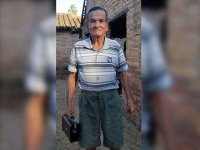 Buscan a un hombre de 80 años desaparecido en Ypacaraí