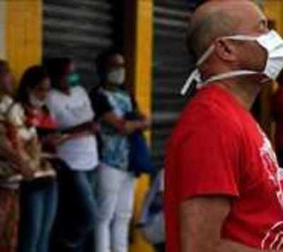 Duelo covid-19: 1.000 muertes por día en Brasil