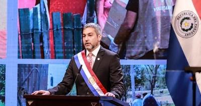 Mario Abdo se destaca por gestión contra el COVID-19 según encuesta