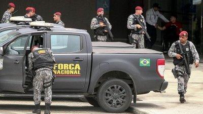 Advierten fuga de 34 presos en Brasil cerca de la Triple Frontera