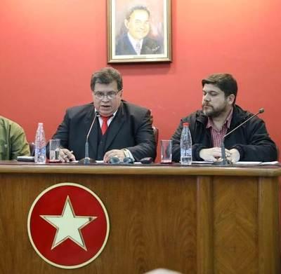 Consejo de Presidentes de Seccionales de la ANR anuncia caravana en apoyo al presidente Abdo Benítez