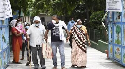 India se convierte en el tercer país del mundo con más contagiados de coronavirus