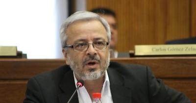Instan a Mario Abdo cambiar a varios ministros para contener indignación popular
