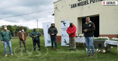 MAG entregó aportes a productores de Itapúa
