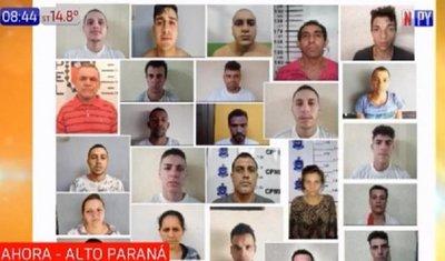 Peligrosos reos se fugan de cárcel de Brasil, cerca de Triple Frontera