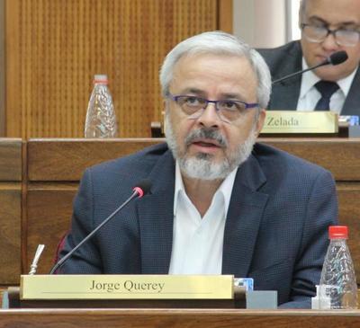 Querey: Para contener la indignación popular, Mario Abdo debe cambiar a varios ministros