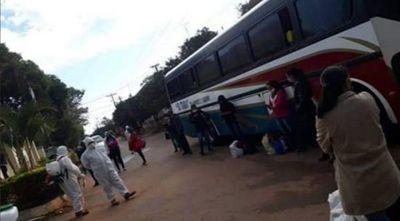 Buscan a pasajeros que viajaron con mujer contagiada con coronavirus