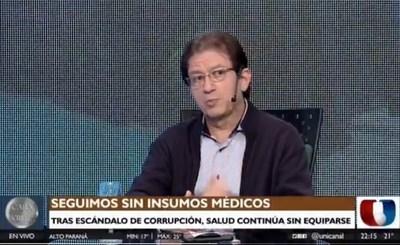 """Crisis """"no es un problema de dinero, es un problema de corrupción"""", denuncian"""