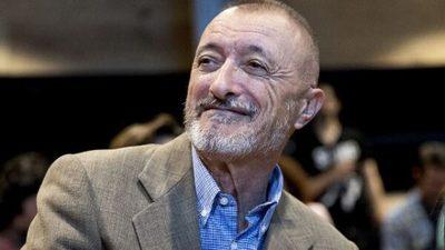 Arturo Pérez-Reverte lanzará su última novela