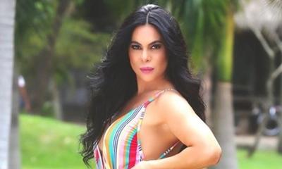 Ana Ríos informó que sus piernas tienen dueño