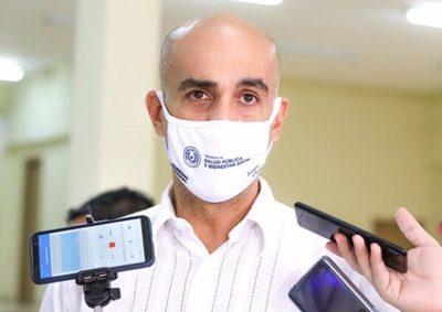 Mazzoleni ya no informará sobre casos de coronavirus