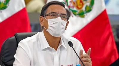 Congreso peruano elimina inmunidad a presidente, ministros y diputados