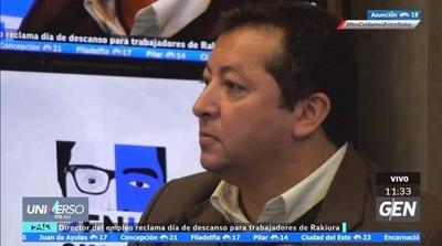 HOY / Vicedefensor del Pueblo Carlos Vera Bordaberry, denuncia una agresión física por parte del defensor del Pueblo, Miguel Godoy