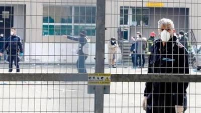 Autoridades preocupadas por fuga masiva de cárcel en estado fronterizo del Brasil