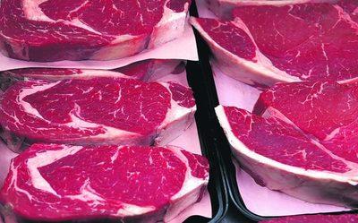 Índice de precio FAO para la carne continuó a la baja en junio