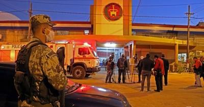 Reclusos de Tacumbú se manifiestan exigiendo visitas