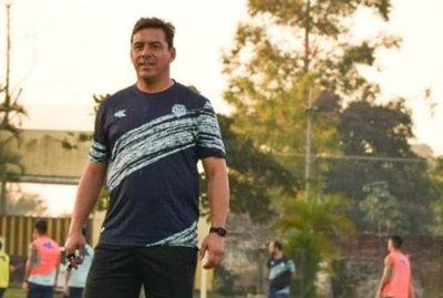 """Troadio Duarte: """"Somos un equipo que está empezando a competir en Primera División"""""""
