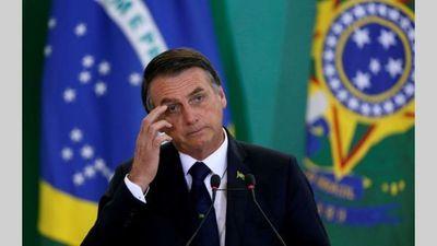 Bolsonaro tiene síntomas de COVID-19 y se hizo un nuevo test