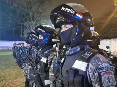 Agente del Grupo Lince dio positivo al COVID-19 y más de 20 van a cuarentena