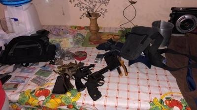 HOY / Asalto a local de Pechugón: Policía captura a delincuentes y logra recuperar casi la totalidad del botín
