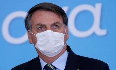 Jair Bolsonaro tiene síntomas de coronavirus y se hizo un nuevo test