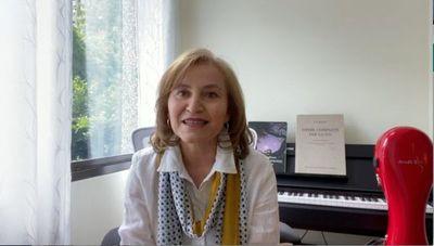 Berta Rojas invita a su primer recital online desde casa