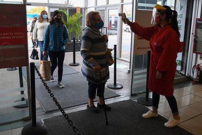 Uruguay exigirá test de covid-19 a todos los que ingresen al país