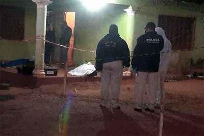 Quíntuple homicidio: Investigan llamada al 911