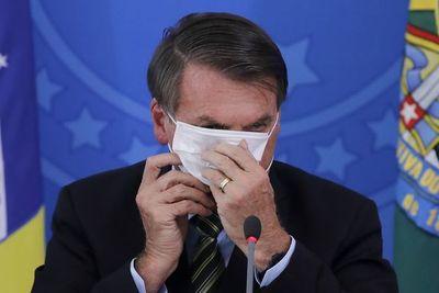 El mensaje de Jair Bolsonaro tras mostrar síntomas de coronavirus y hacerse un nuevo test – Prensa 5