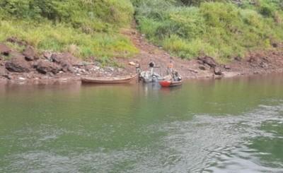 Hallan cuerpo de pasero ahogado hace varios días en el Paraná