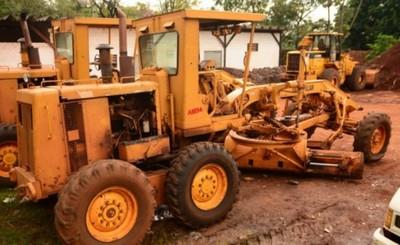 Comuna alquilará maquinarias para intensificar trabajos en los barrios